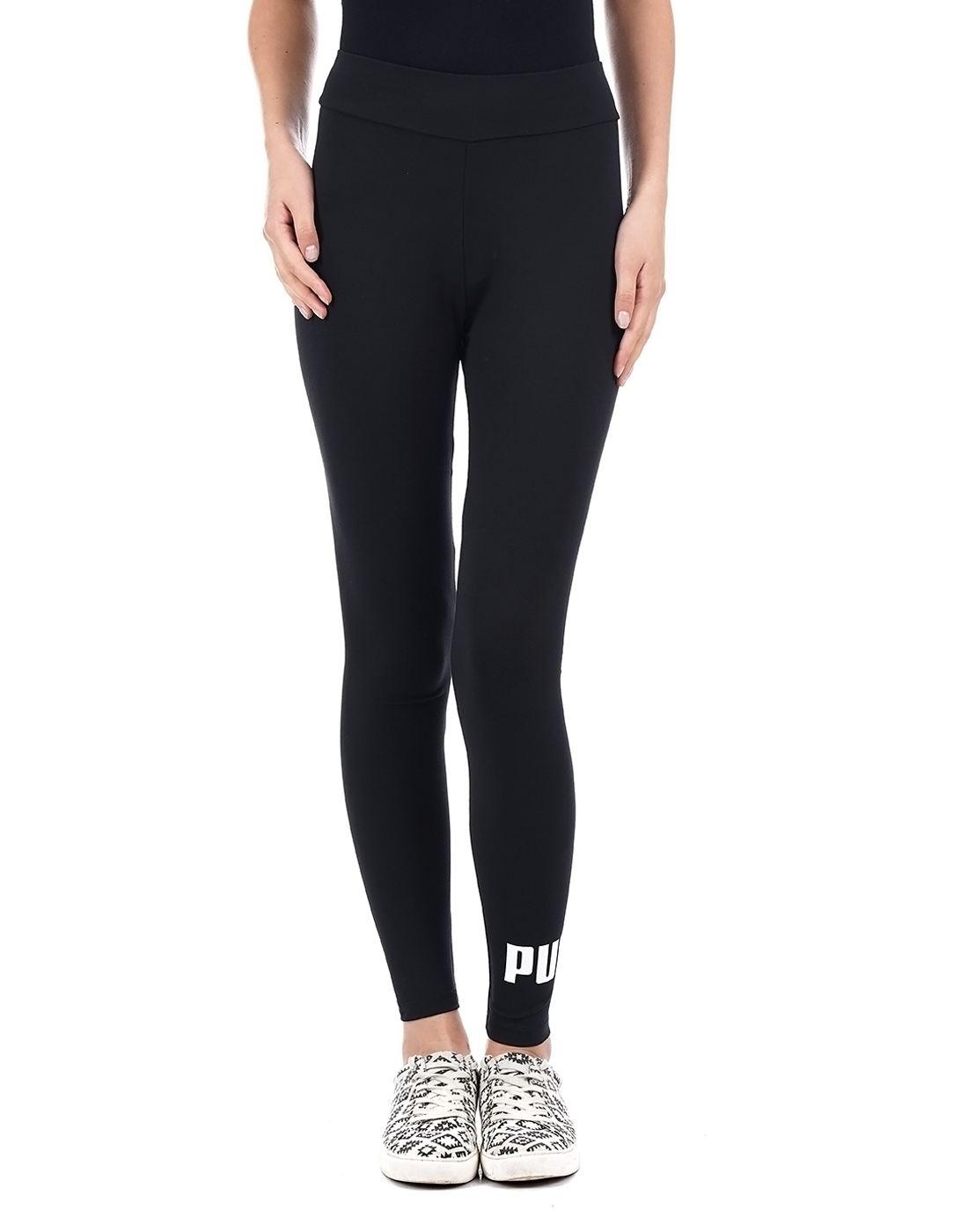 Puma Women Black Track Pant