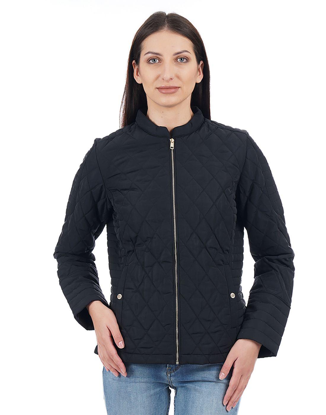 Tommy Hilfiger Women Black Jacket