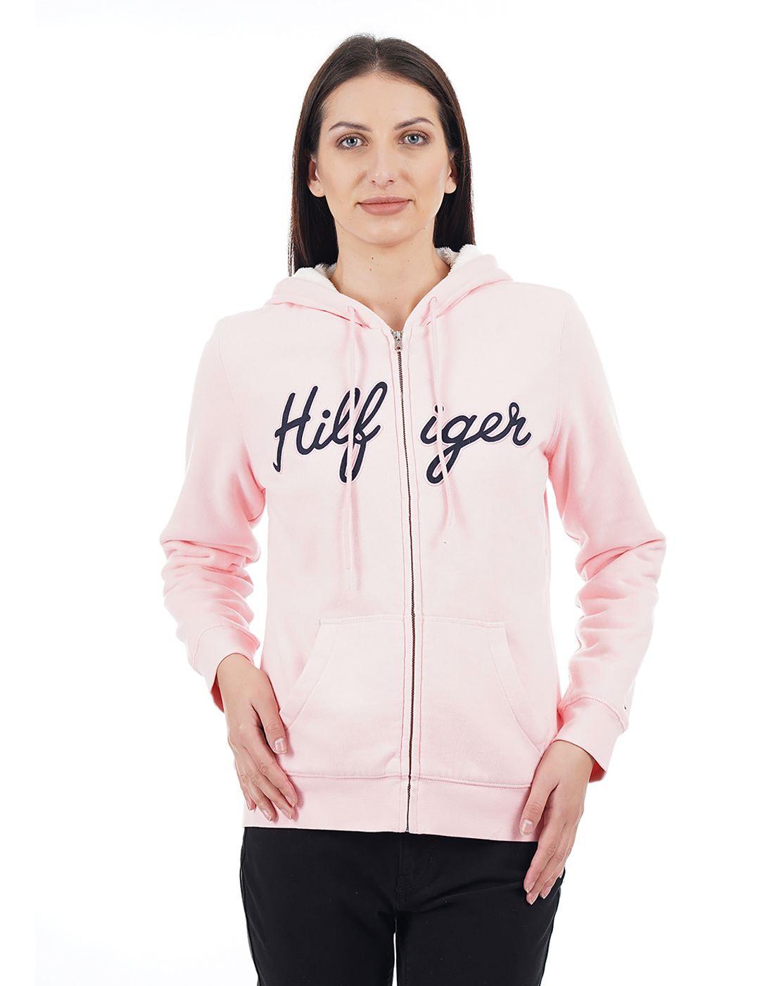Tommy Hilfiger Women Pink Sweatshirt