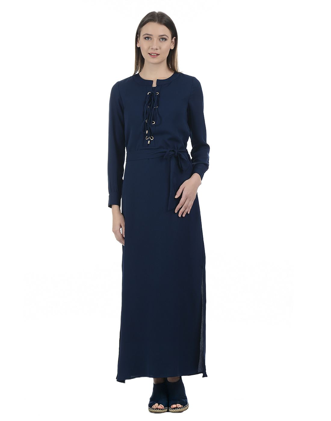 Kazo Women Dress Blue Dresses