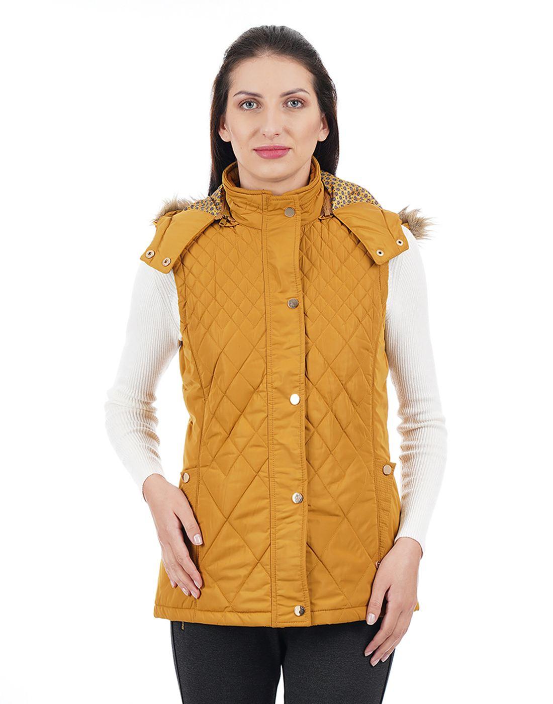 Monte Carlo Women Yellow Jacket