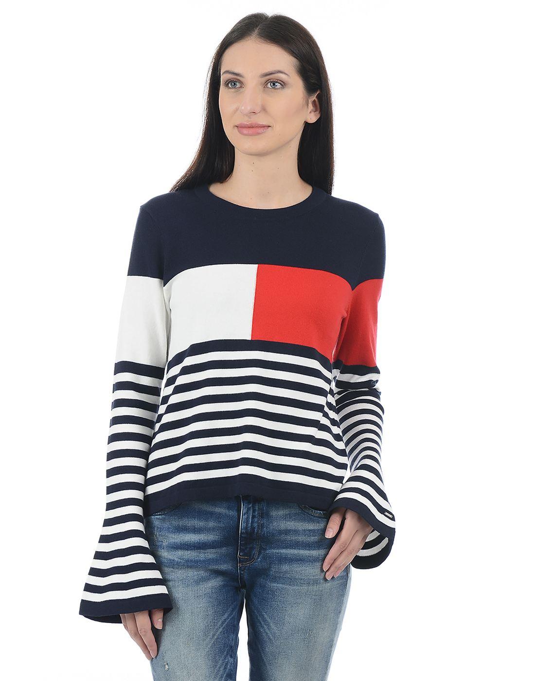 Tommy Hilfiger Women Multicolor Sweater