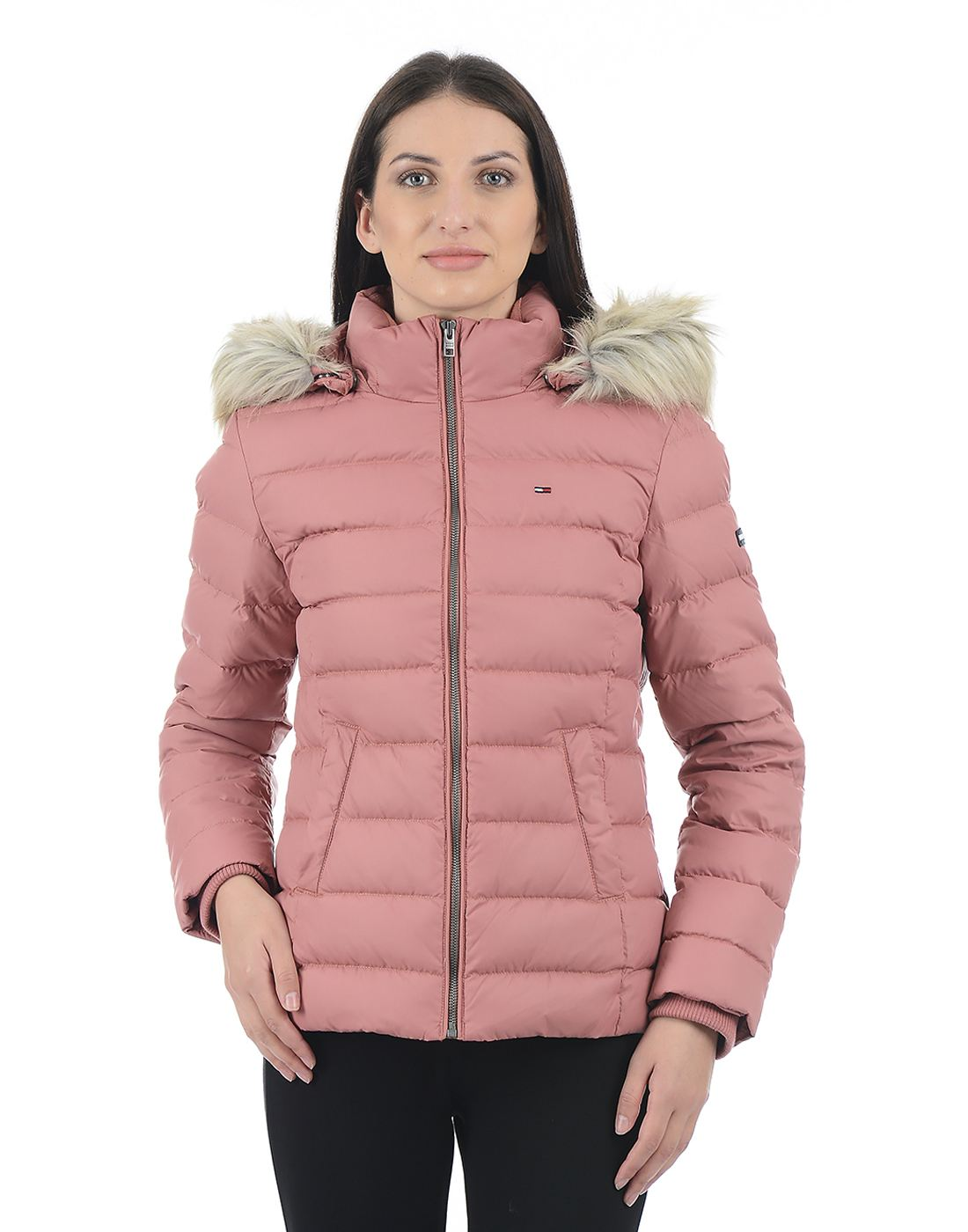 Tommy Hilfiger Women Pink Jacket