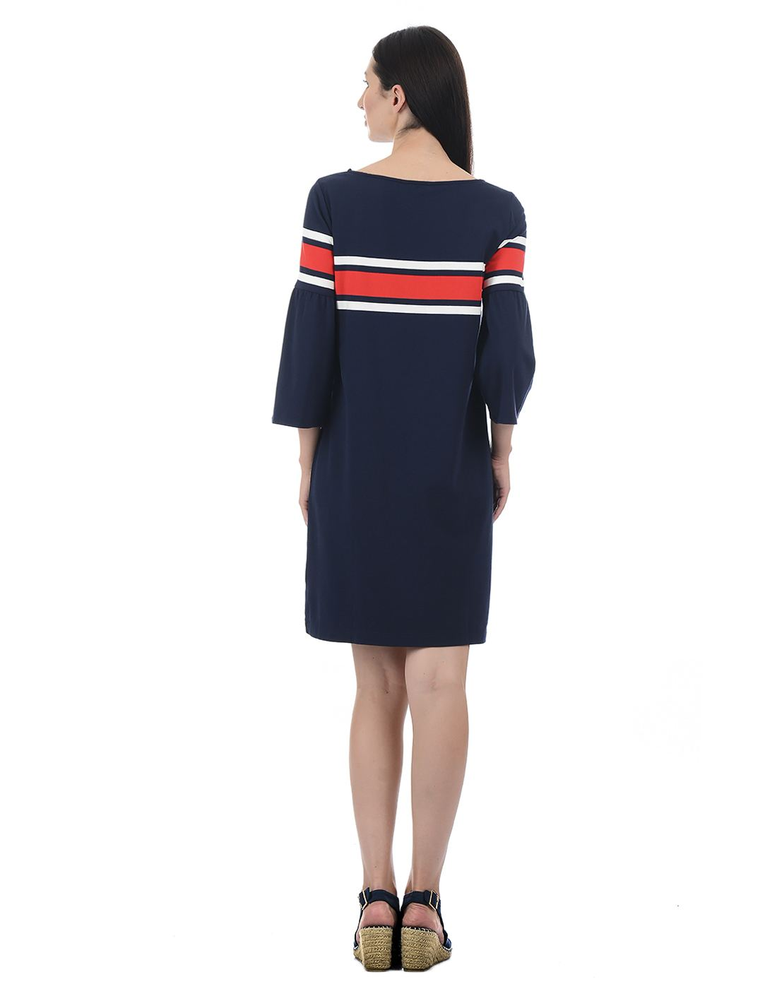 Tommy Hilfiger Women Navy Dress