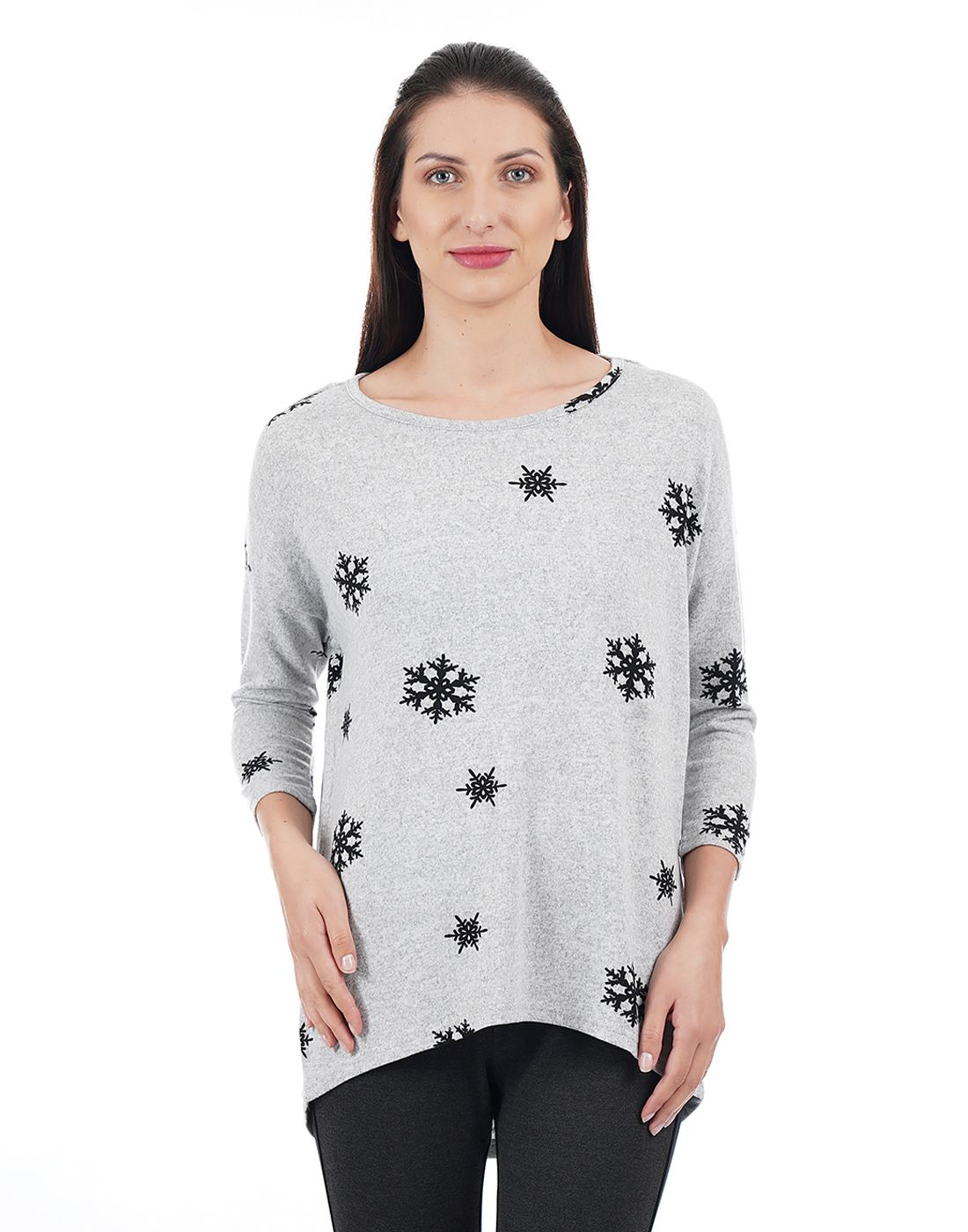 Vero Moda Women Grey Top