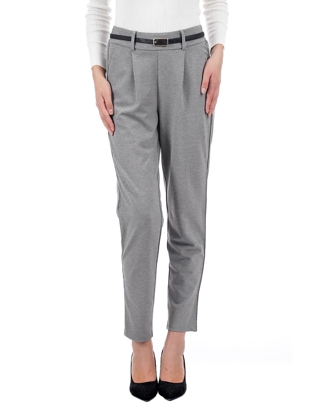 Vero Moda Women Grey Pant