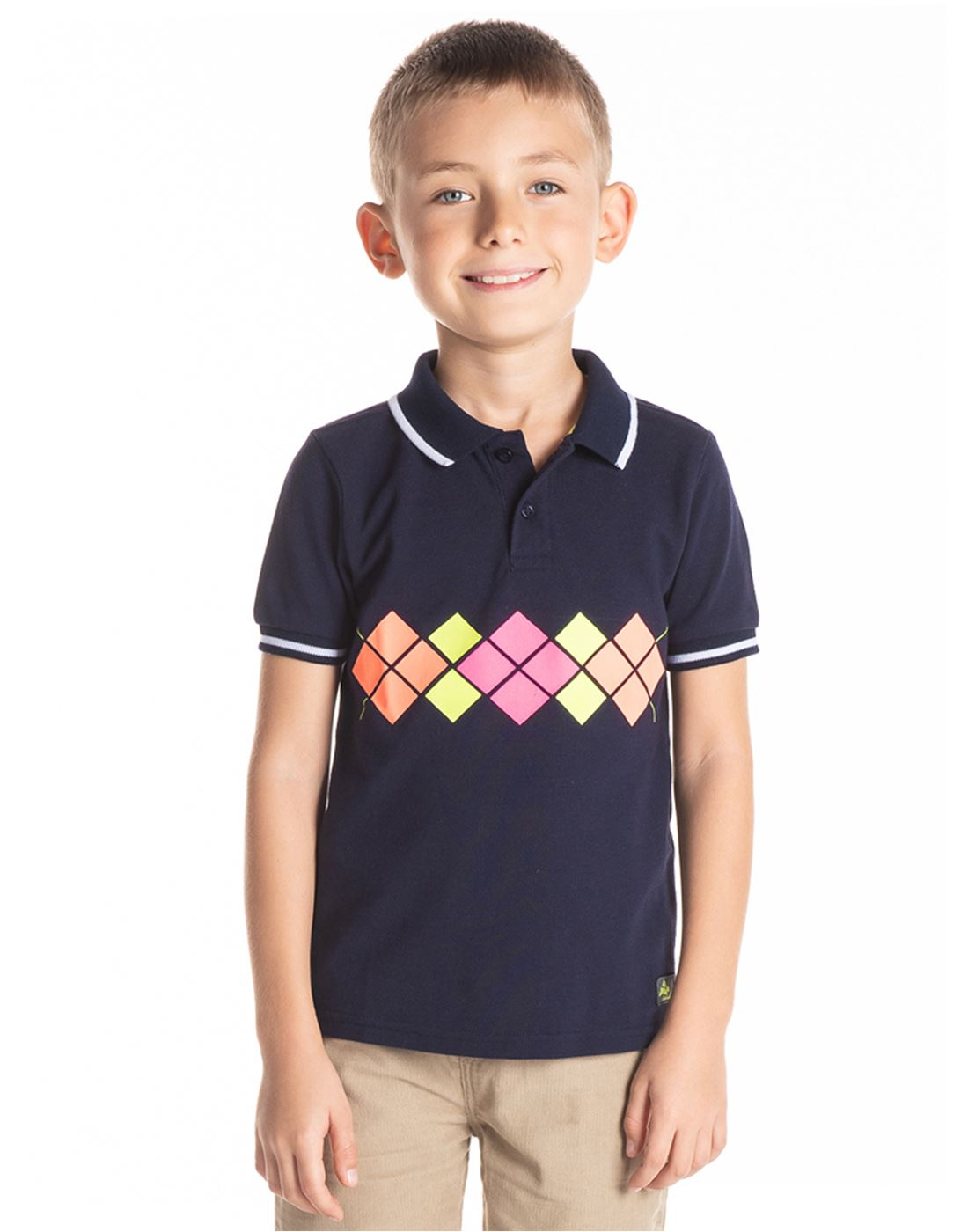 Cherry Crumble California Casual Wear Graphic Print Boys T-Shirt