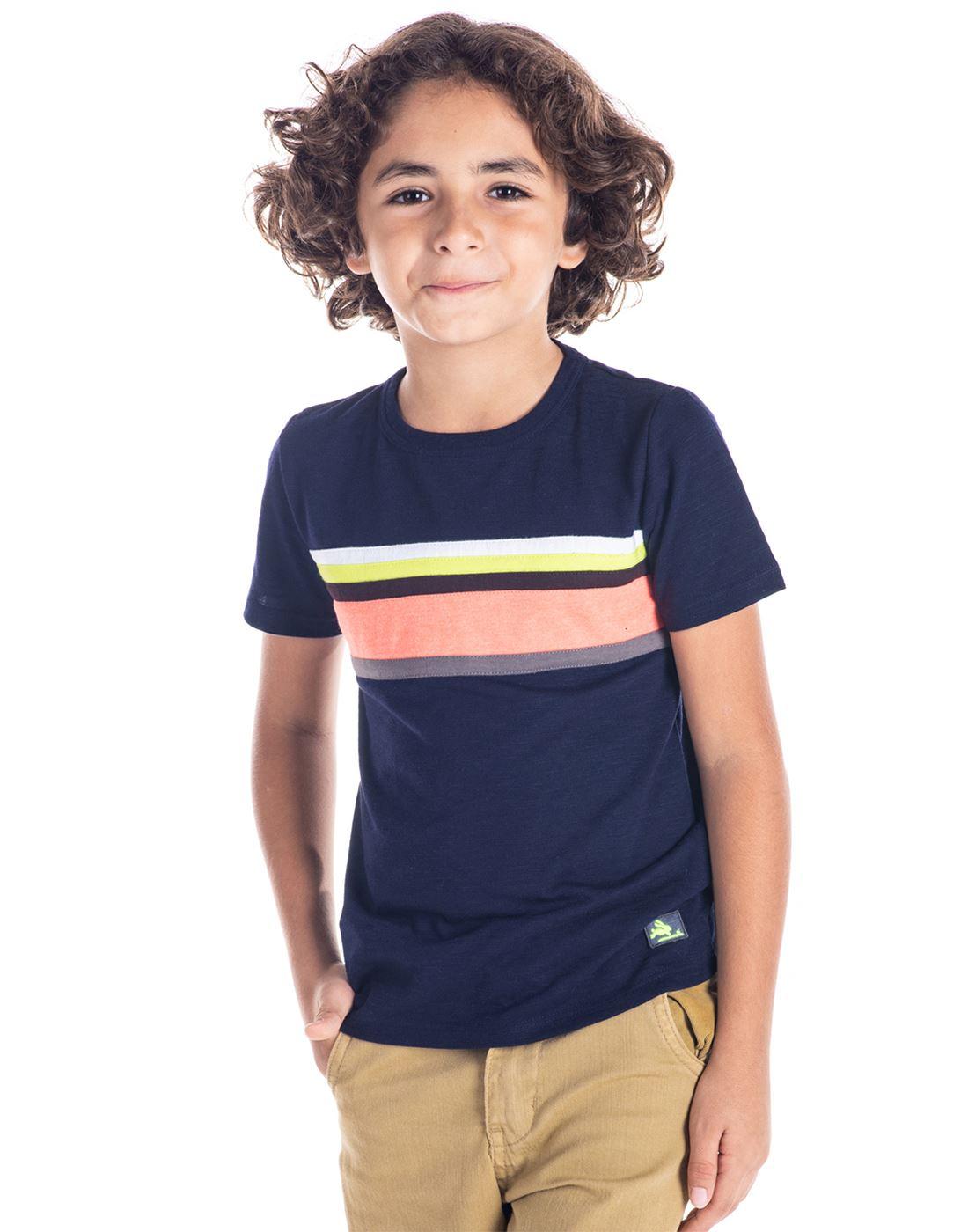 1dacd19e4 Cherry Crumble California Boys Casual Wear Printed T-Shirt ...