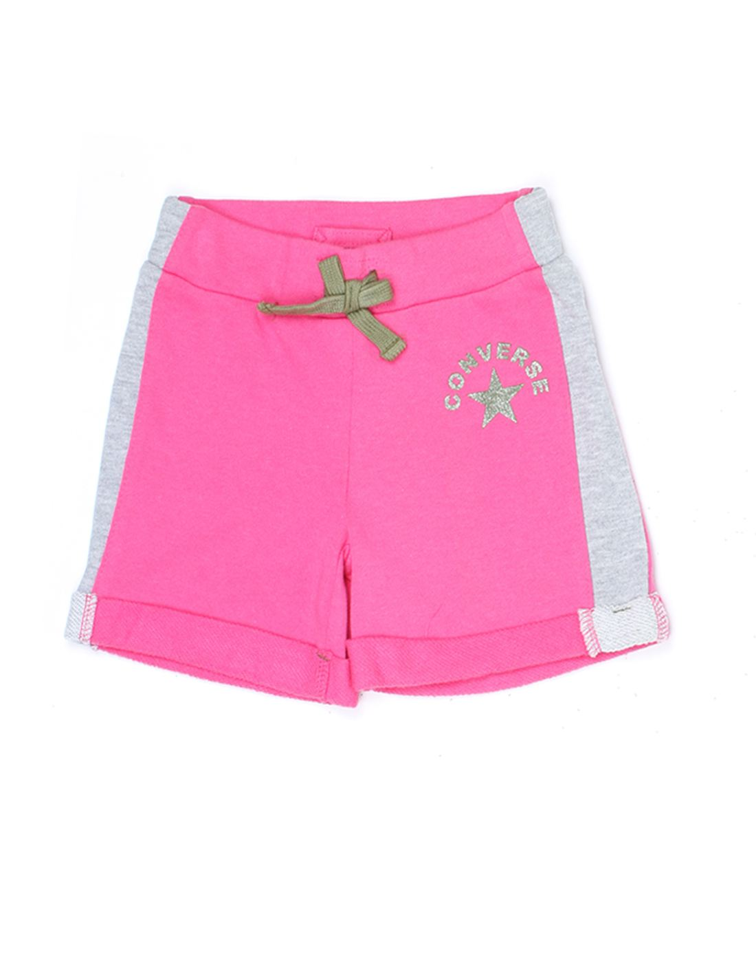 Converse Girls Pink Shorts