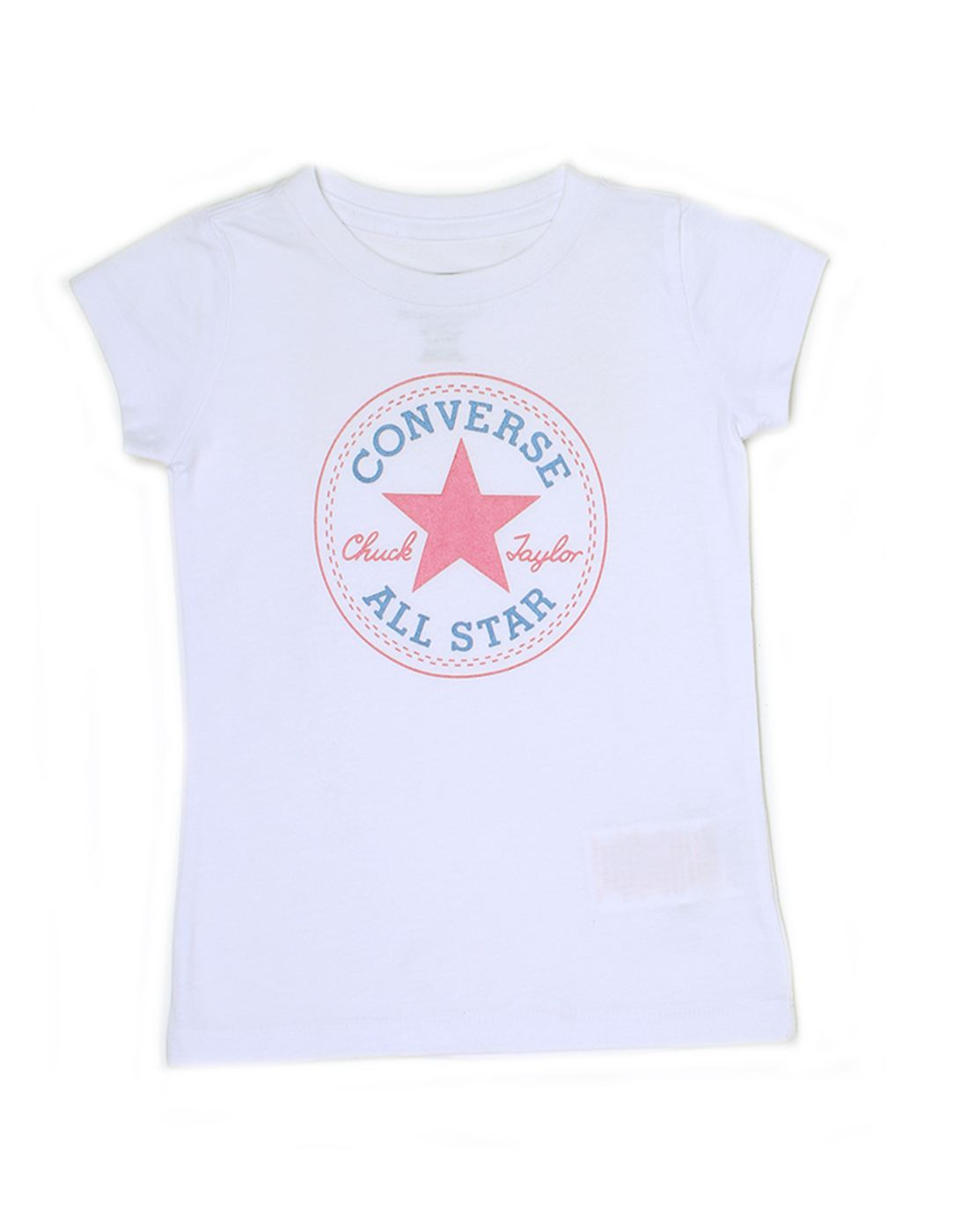 Converse Girls White Top