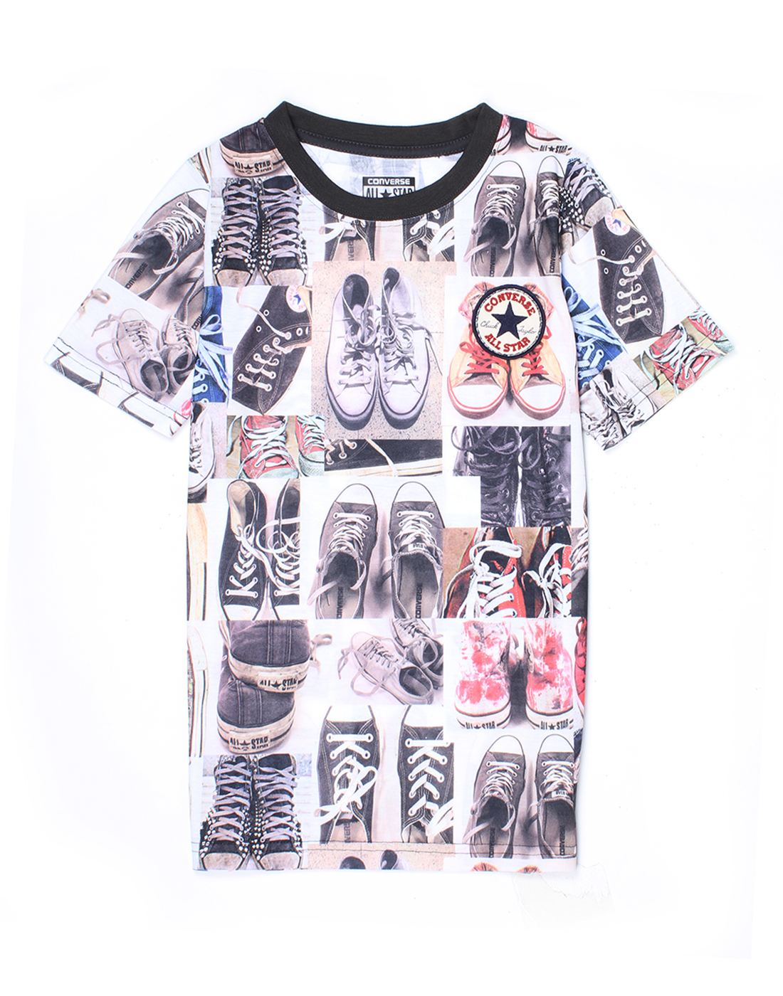Converse Boys Multicolor T-Shirt