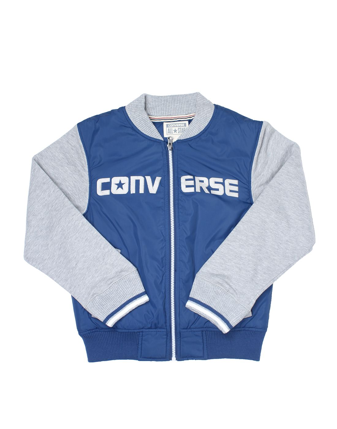 Converse Boys Blue Sweatshirt