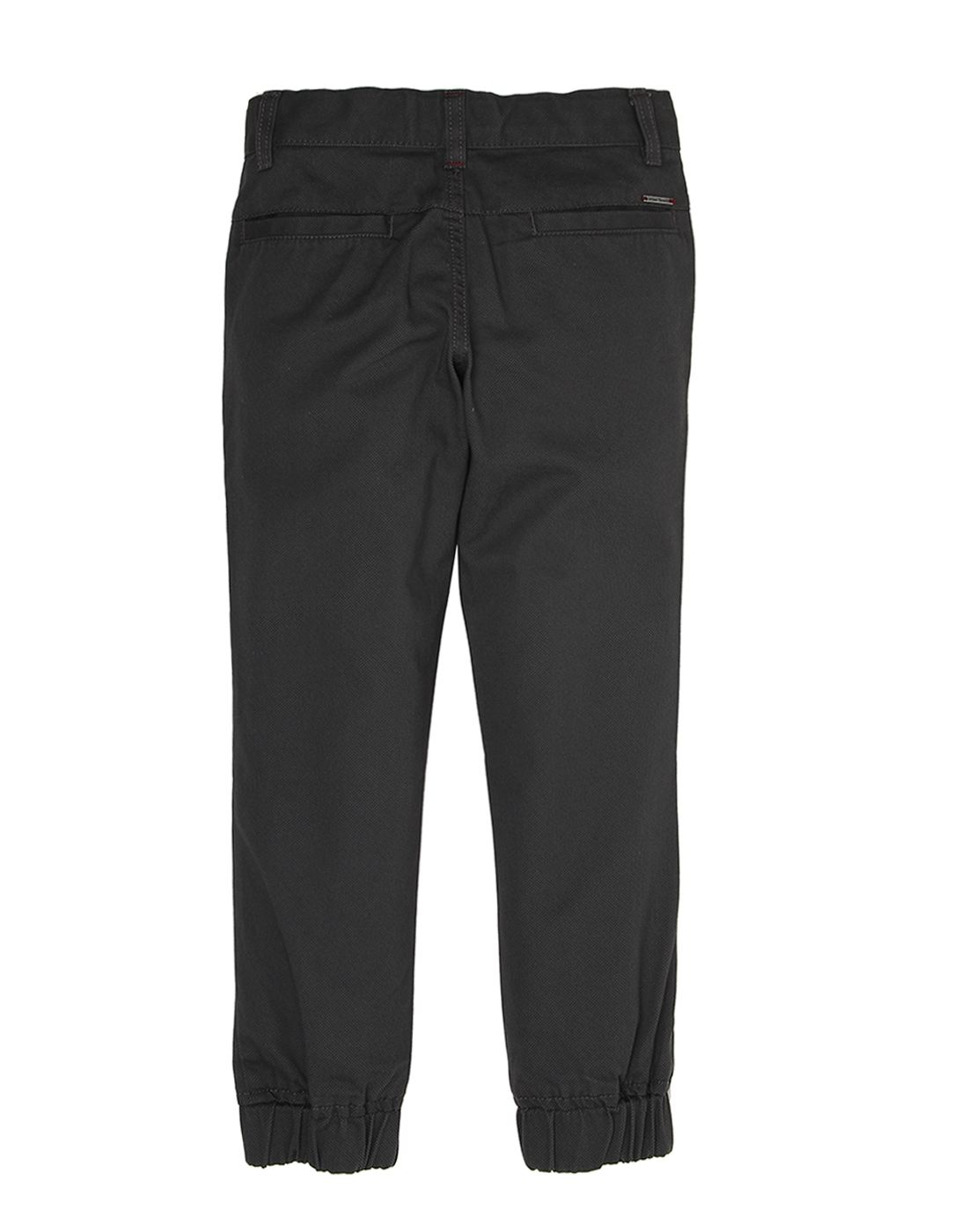 Indian Terrain Boys Grey Casual Trouser