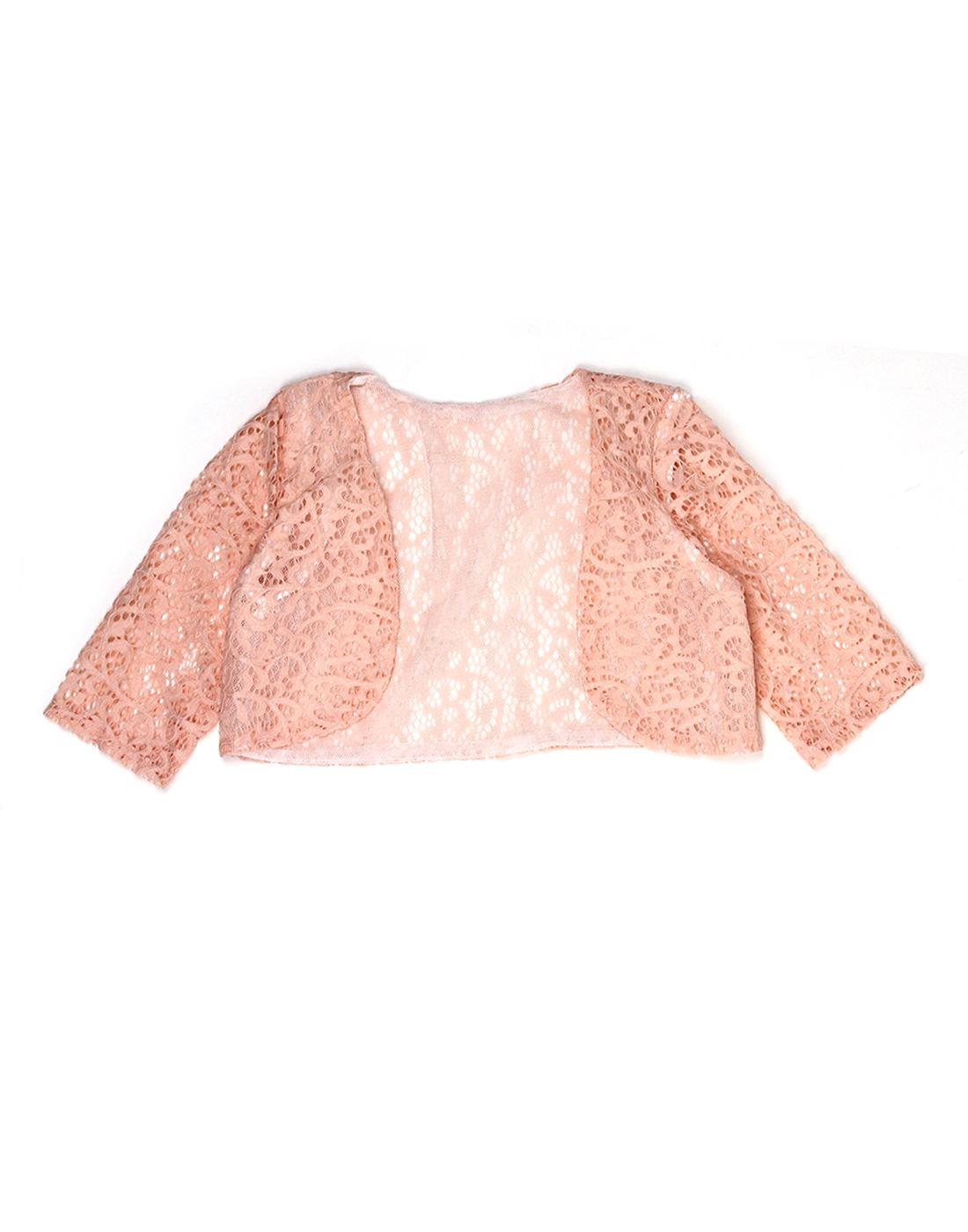 K.C.O 89 Girls Casual Solid  Shrug
