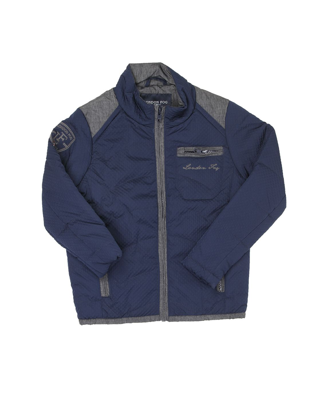London Fog Boys Blue Jacket