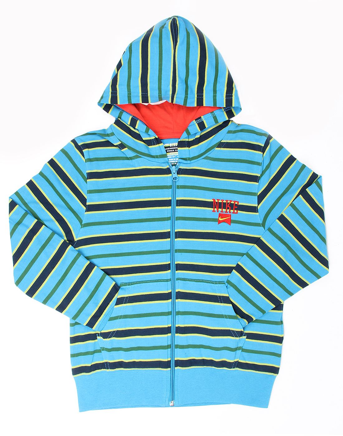 Nike Blue Cotton Boys Sweatshirt