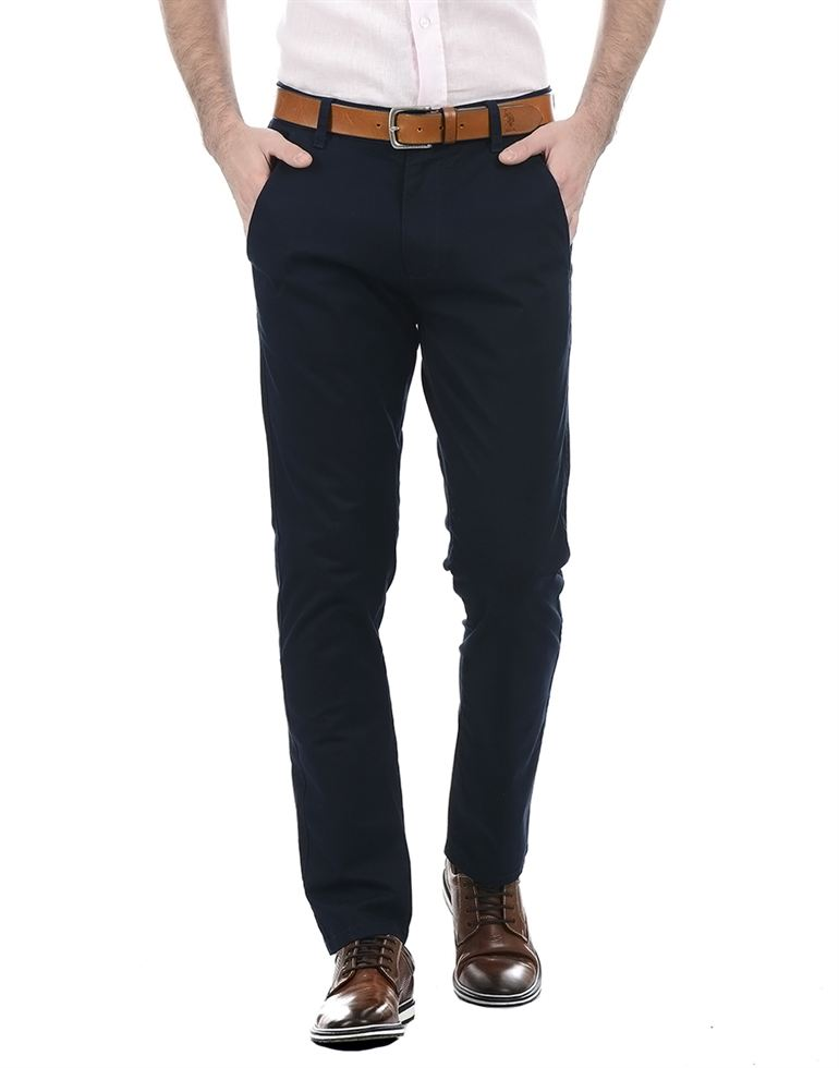 French Connection Casual Solid Men Pant