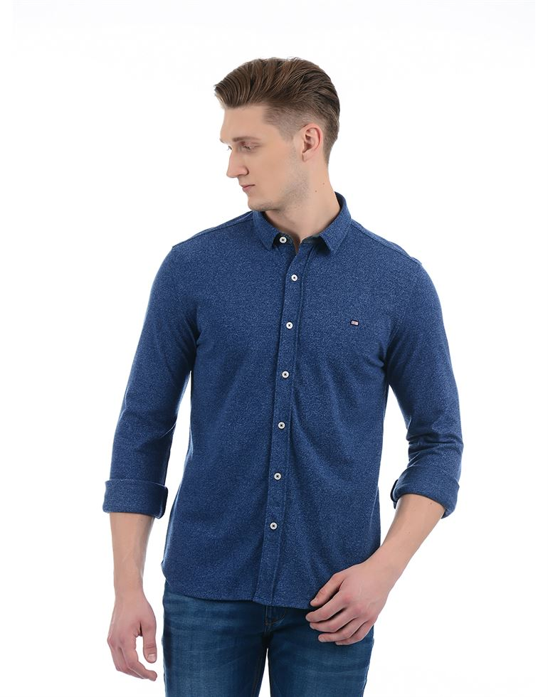 Arrow Sport Casual Textured Men Shirt