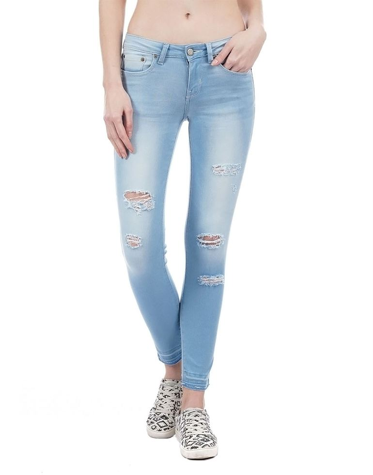 Aeropostale Casual Solid Women Jeans