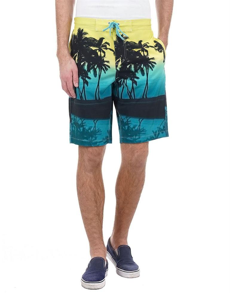 Aeropostale Casual Printed Men Shorts