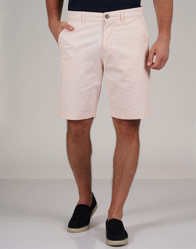 Aeropostale Casual Wear Polka Print Men Short