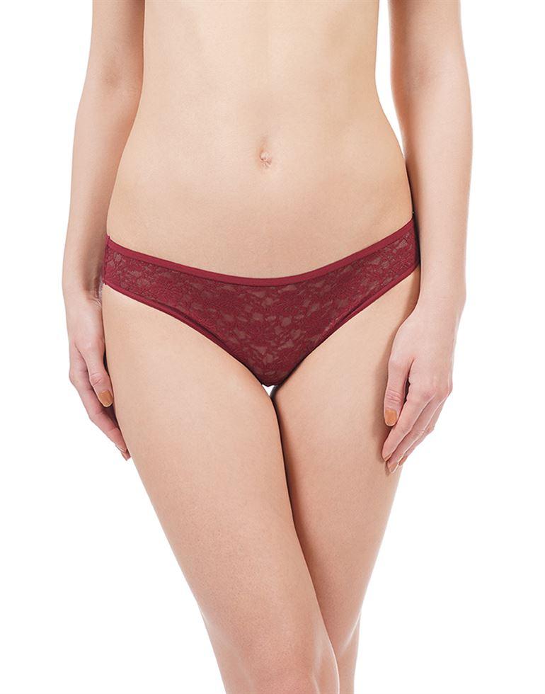 Amante Women Casual Wear Lace Panty