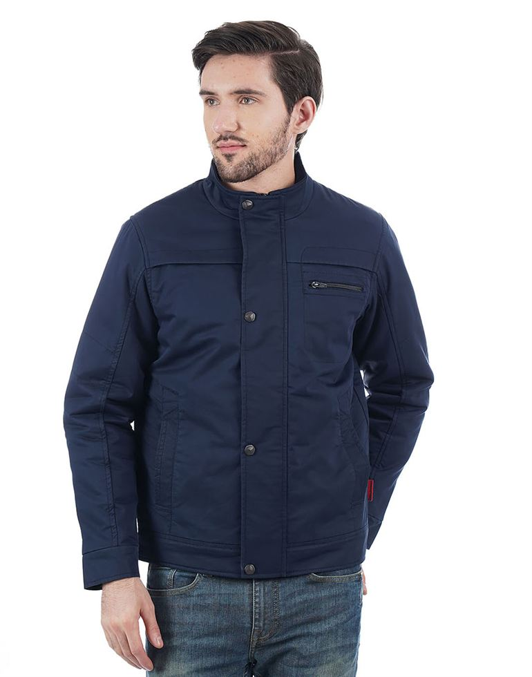 Cloak & Decker Men Navy Jacket