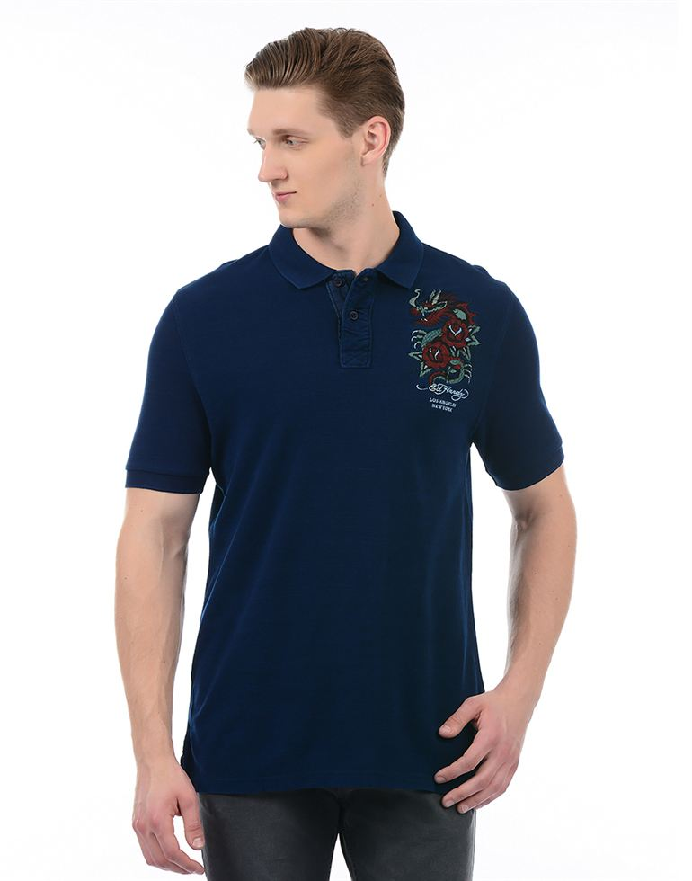 Ed Hardy Men Casual Wear  T-Shirt