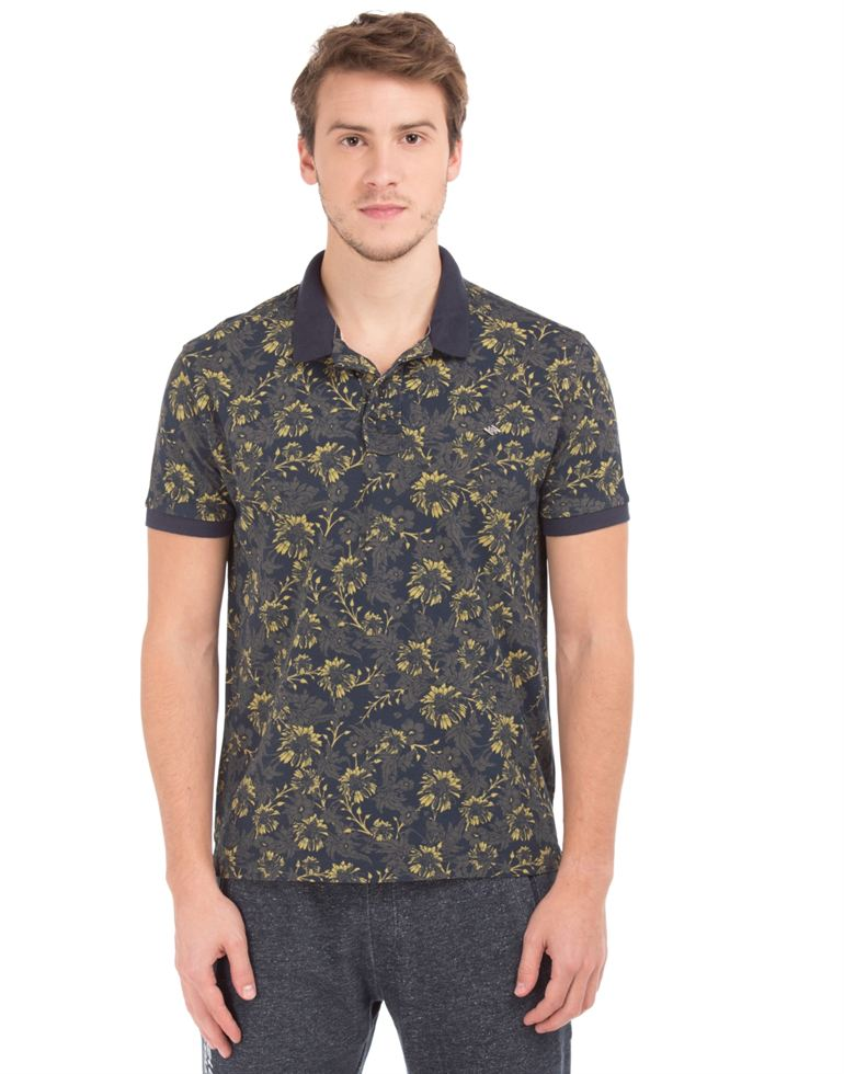 Ed Hardy Casual  Men T-Shirt