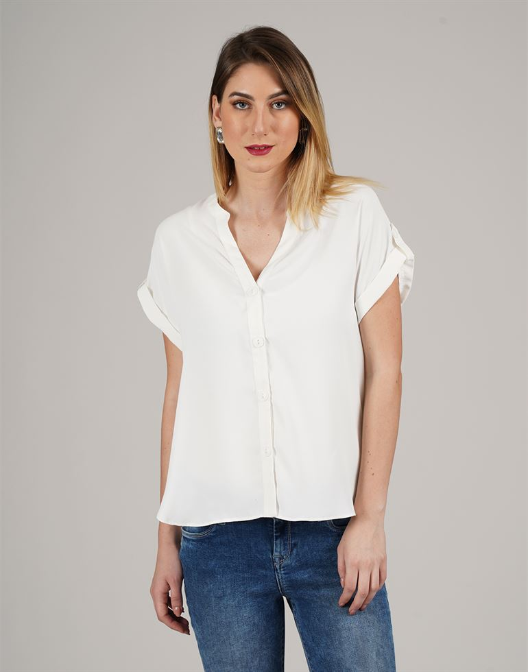 Forevernew Casual Wear Solid Women Top
