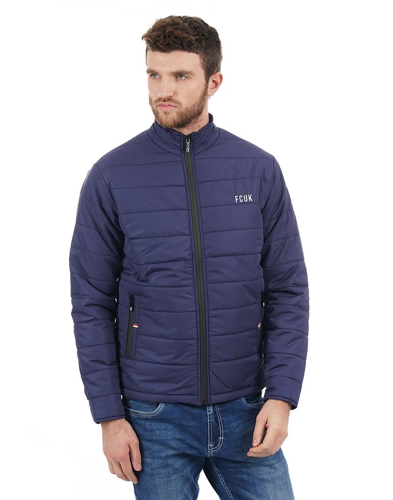 French Connection Men Blue Blood Jacket
