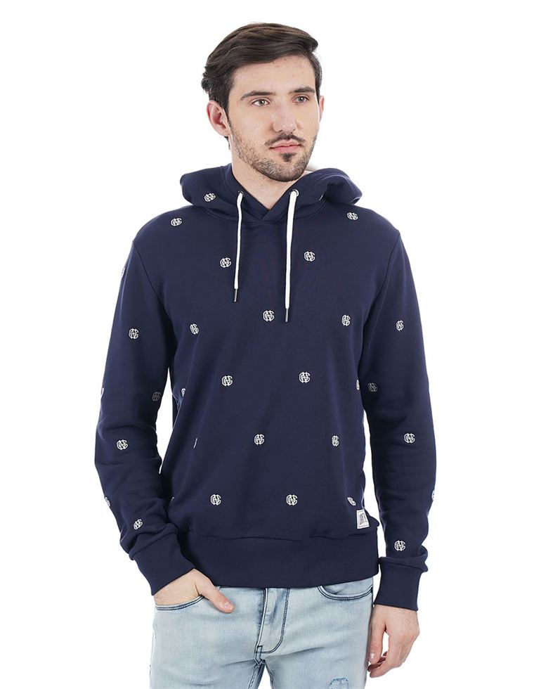 Gant Men Navy Sweatshirt