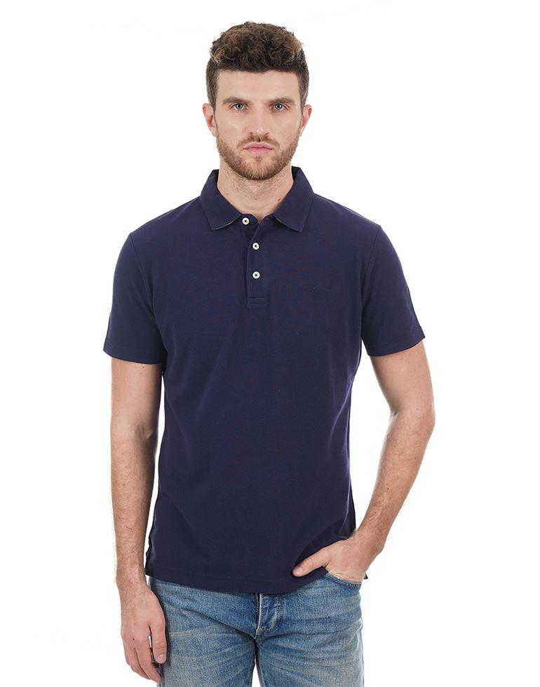 Gant Casual Wear Solid Men Polo T-Shirt