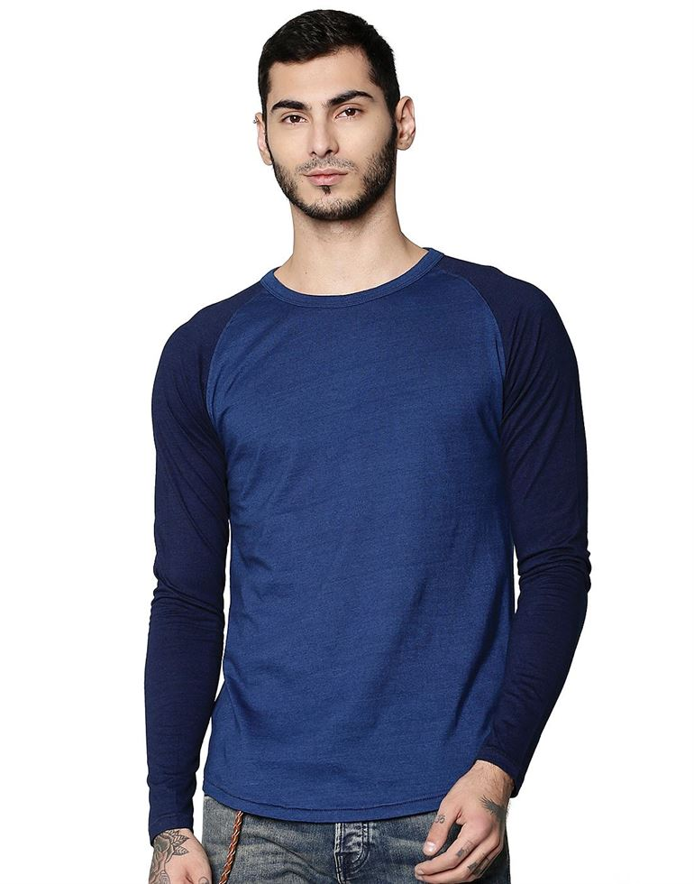 Jack & Jones Casual Solid Men T-Shirt