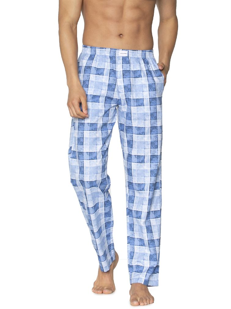 Jack & Jones Men Casual Wear Checkered Pyjama