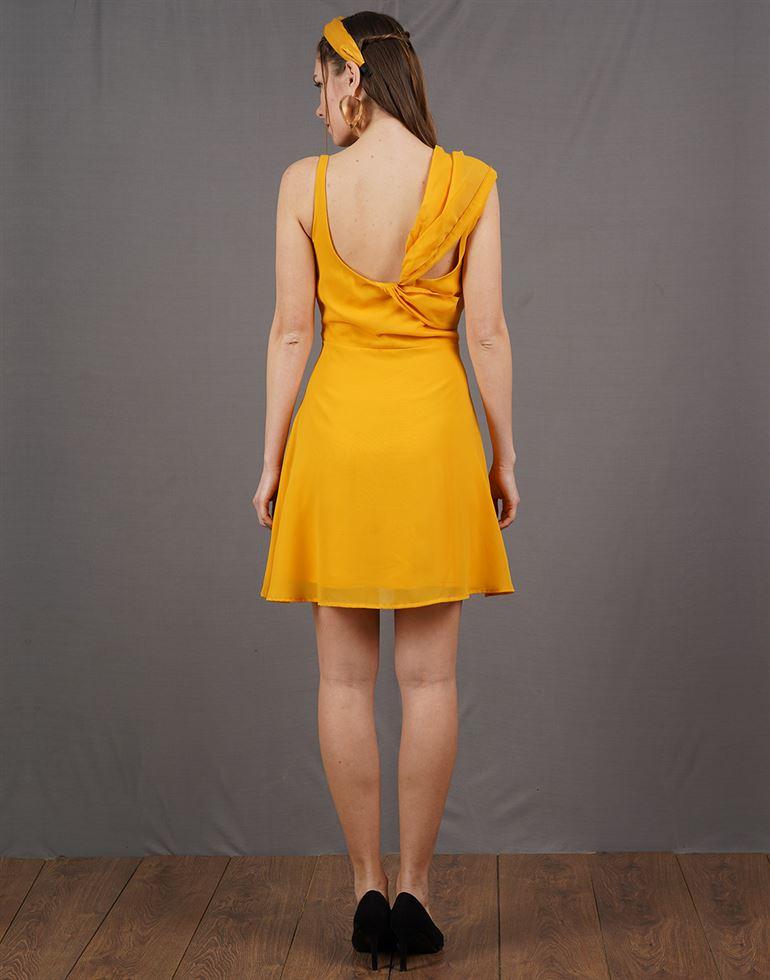 Kazo Casual Solid Women Dress
