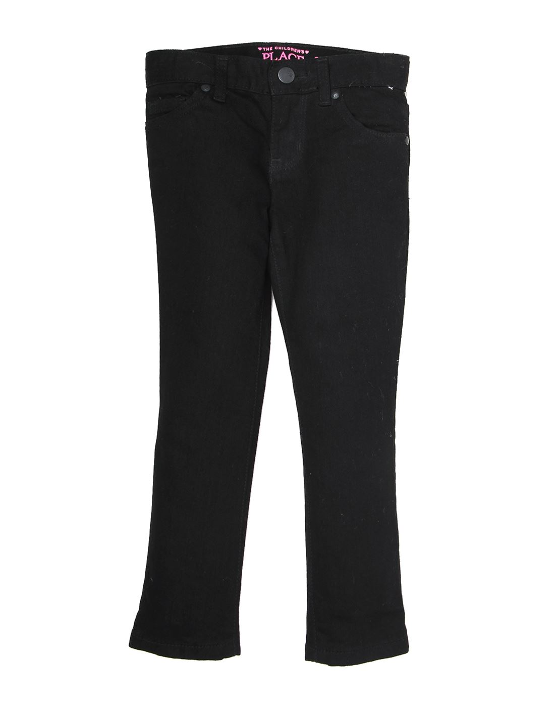 The Children'S Place Girls Black Jeans