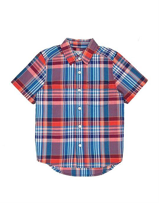 The Children's Place Boys Casual Multicolor Shirt