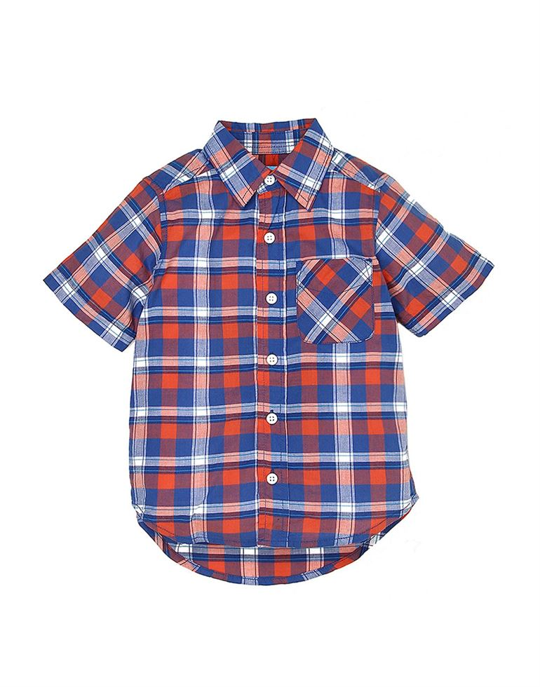 The Children's Place Boys Casual Multicolor Shirt