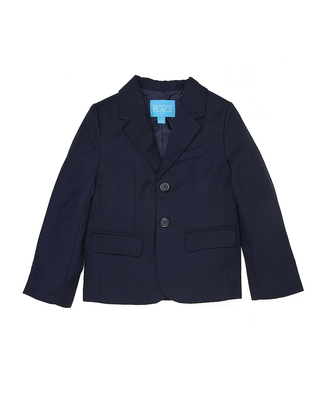 The Children's Place Boys Casual Black Blazer