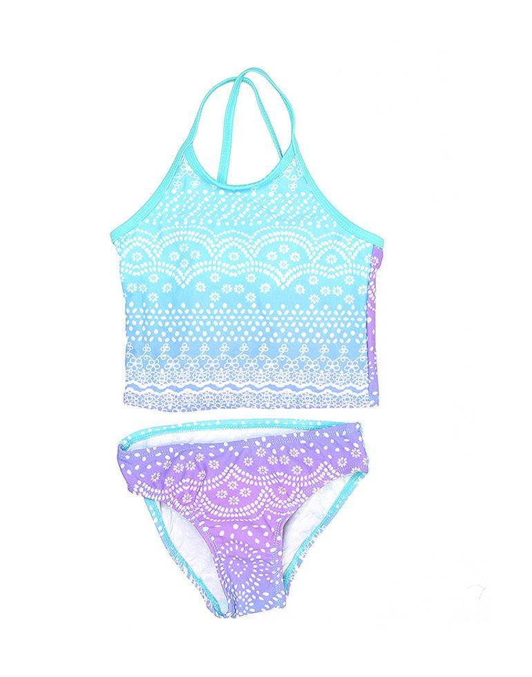 The Children's Place Girls Casual Multicolor Swim Suit