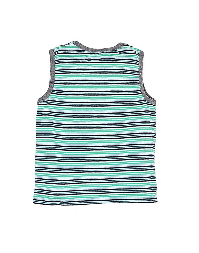 The Children'S Place Casual Striped Boys T-Shirt