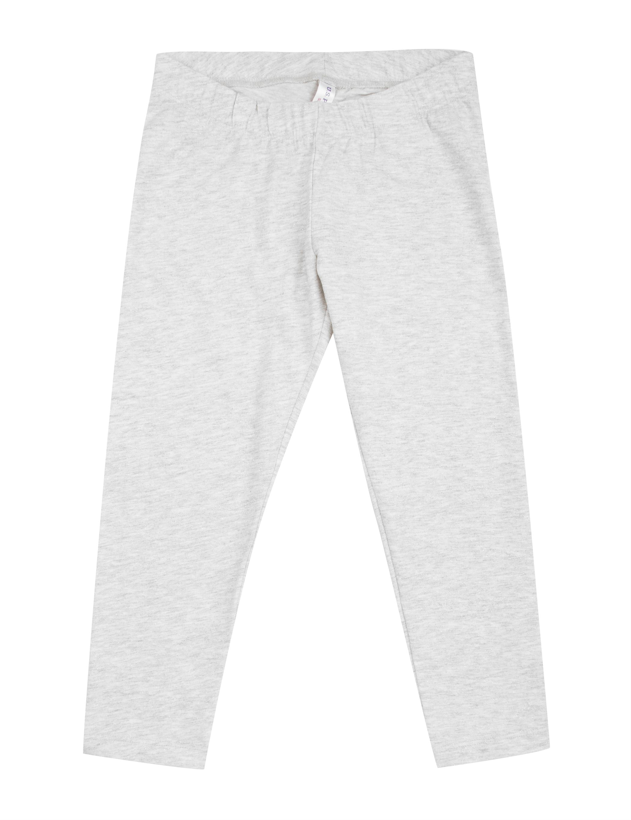 U.S. Polo Assn. Casual Solid Girls Leggings