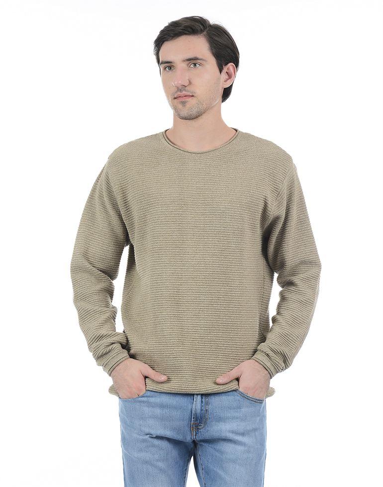 London Fog Men Brown Sweater