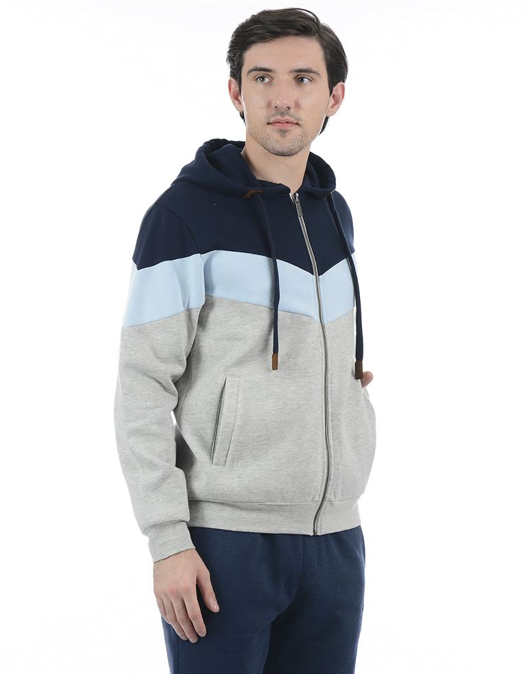 London Fog Men Multicolor Sweat Shirt