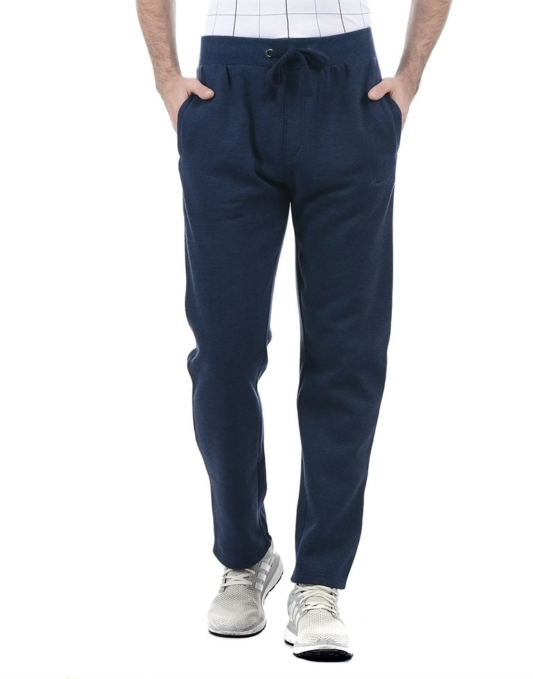 London Fog Men Navy Track Pant