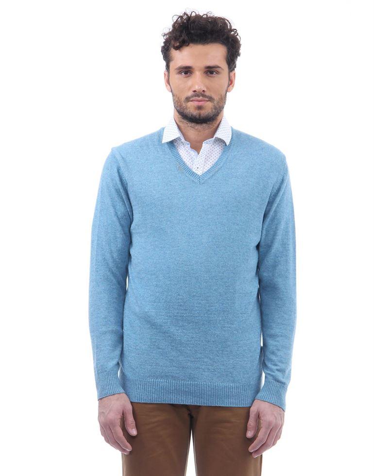 London Fog Men Casual Wear Solid  Sweater