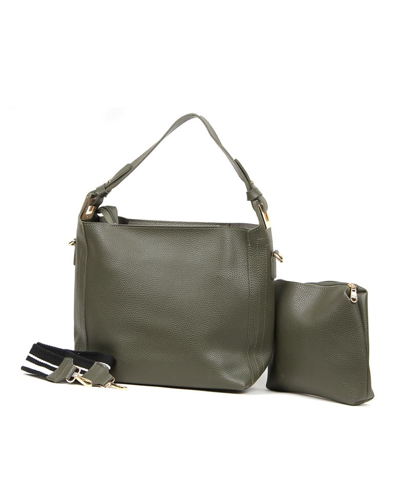 Norman Todd Casual Textured Accessories Bag
