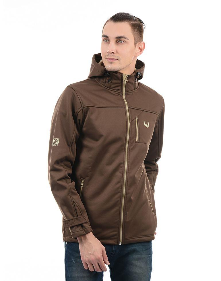 On-Vers Men Brown Jacket