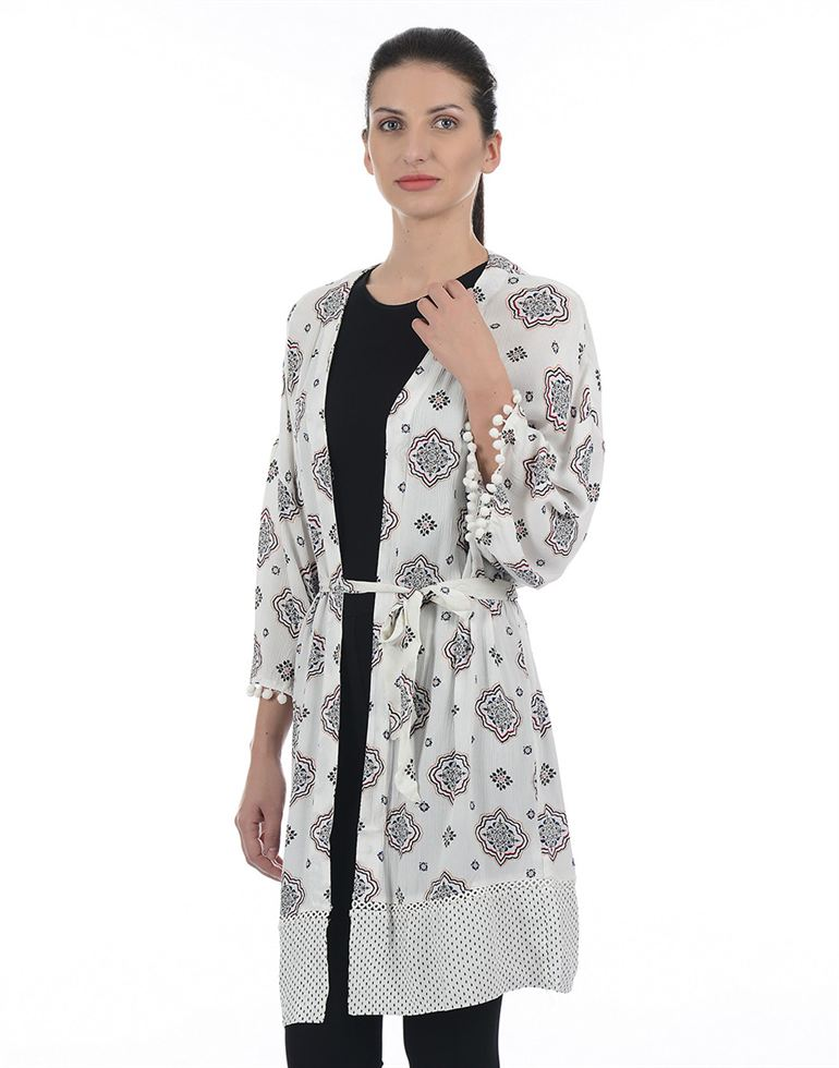 Only Casual Printed Women Shrug